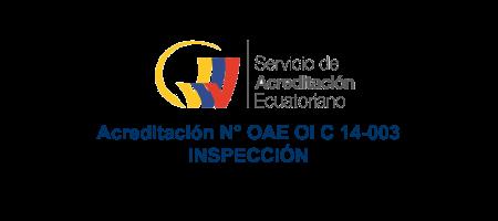 Acreditacion N OAE OI C 14 003 SAE